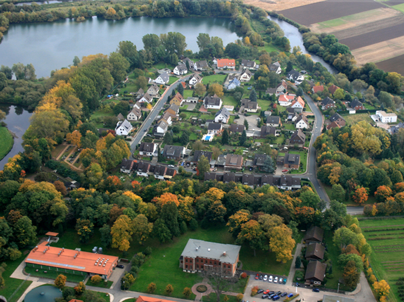Luftbild Hopfenberg
