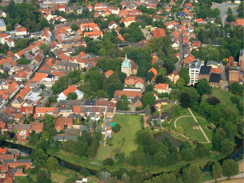 Luftbild Lappenberg