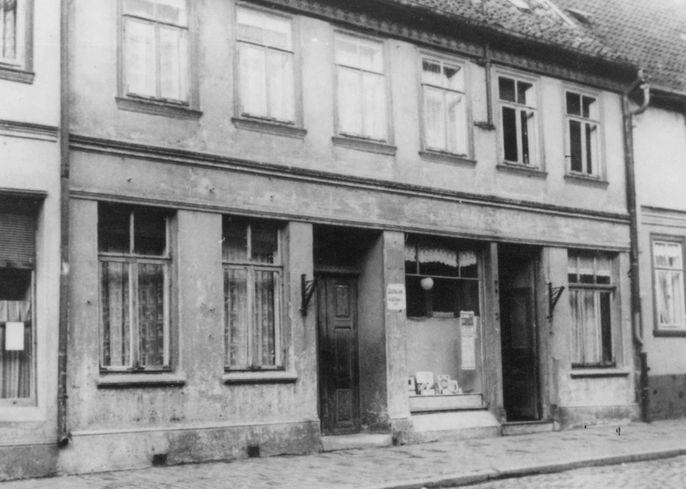 Steinstraße 21 Stolpersteine