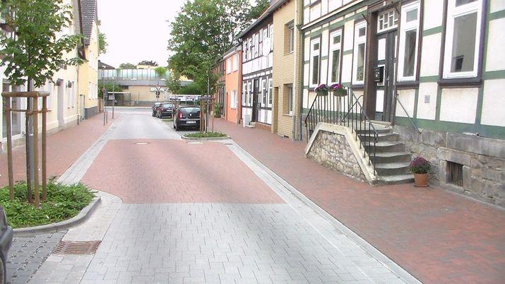Ausbau Weberstraße