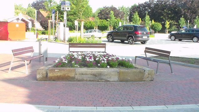 Stadtsanierung BGM-Meckeler-Platz