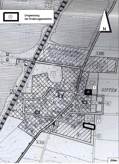 Flächennutzungsplan Stadt Sarstedt 21. Änderung