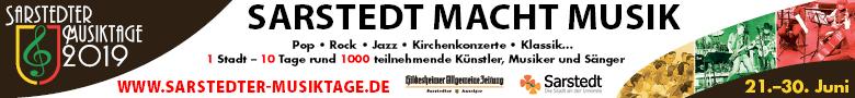 Banner Musiktage
