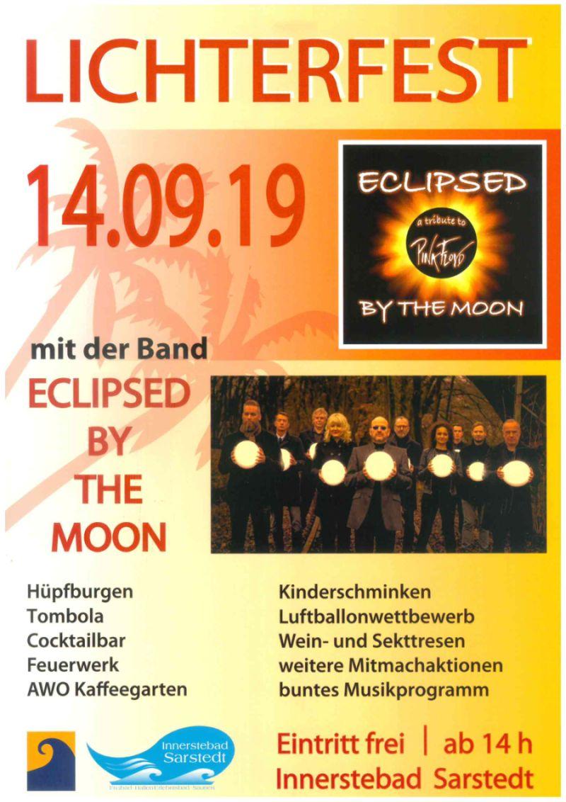 Plakat Lichterfest 2019
