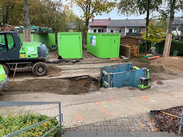 Ausbau der Lindenallee -Foto 2