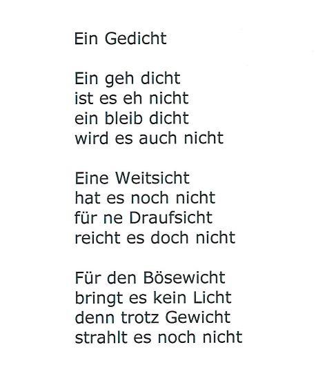 Klecks - Mitmach-Challenge 6 - Gedicht 3