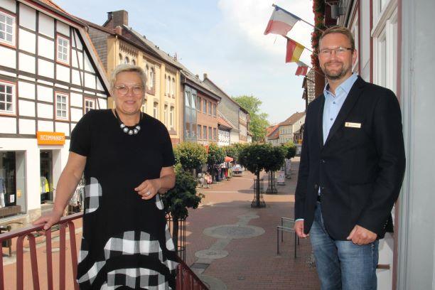 Foto Brennecke mit Neuber