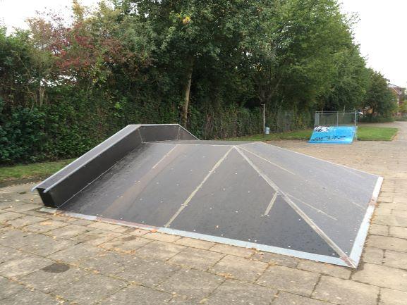 Skateranlage Bild 2