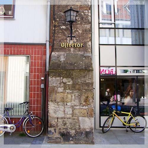 Stadtmauer Ostertor