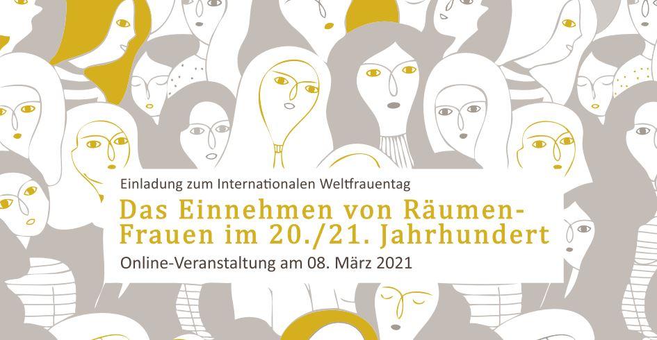 Einladung zum Weltfrauentag