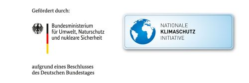 Externer Link: Klimaschutz Logo