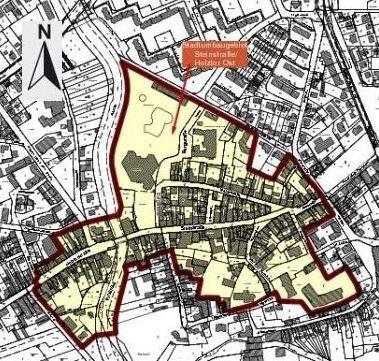 Plan Stadtsanierung