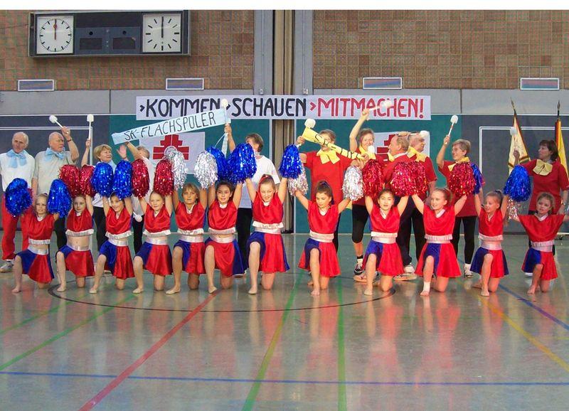 Sportschau in Sarstedt