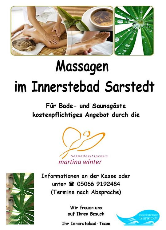 Aktion Massage